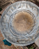 -New Use for an Old Hubcap- Cuba - May, 2012