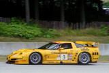 6TH 2-GTS RON FELLOWS/JOHNNY O'CONNELL   Chevrolet Corvette C5-R Pratt & Miller #005