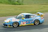 21ST 5-GT MICHAEL SCHROM/DARREN LAW Porsche 996 GT3-RS