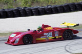 JIM DOWNING WR LMP-02 #2001-01 - Mazda