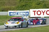 11TH 5-GT JUSTIN JACKSON/TIM SUGDEN Porsche 996 GT3-RSR
