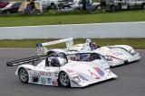 ..JOHN MACALUSO Lola B2K/40 #HU08 - Nissan
