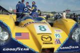 LMP2-B-K Motorsports Inc Courage C65-Mazda