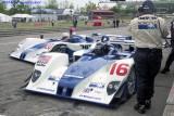 LMP1-Dyson Racing Team Lola EX257  - AER MG