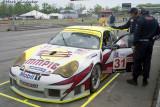 GT2-Petersen Motorsports/White Lightning Racing  Porsche 996 GT3-RSR