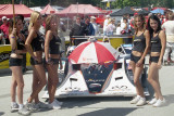 LMP2-Intersport Racing  Lola B05/40- AER