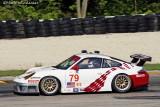 19TH 9-GT2 JUSTIN JACKSON/TIM SUGDEN Porsche 996 GT3-RSR
