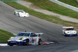 14TH 2-GT2 DARREN LAW/IAN BAAS Porsche 996 GT3-RSR