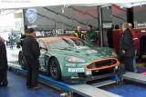 GT1-Aston Martin Racing Aston Martin DBR9