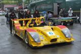 LMP-2 Penske Motorsports Porsche RS Spyder