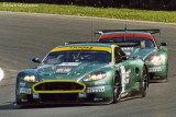 9TH 4-GT1 STEPHANE SARRAZIN/PEDRO LAMY ASTON MARTIN DB9