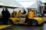 GT1 Corvette Racing Chevrolet Corvette C6.R Z06 #003 (Pratt & Miller)