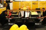 P2 Penske Motorsports Porsche RS Spyder
