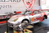 GT2 Flying Lizard Motorsports Porsche 996 GT3-RSR