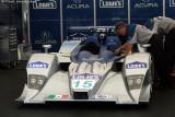 P2 Lowe's Fernandez Racing Lola B06-Acura