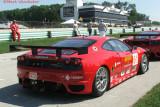 GT2 Risi Competizione Ferrari F430 GTC