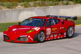 20TH 6-GT2 GIANMARIA BRUNI/ERIC HELARY Ferrari F430 GTC #2438b