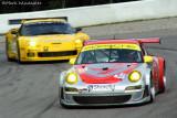 18TH 5-GT2 JORG BERGMEISTER/ JOHANNES VAN OVERBEEK Porsche 997 GT3 RSR