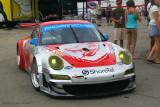 GT2-Flying Lizard Motorsports Porsche 997 GT3 RSR
