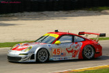 12TH 4-GT2 JORG BERGMEISTER/PAT LONG  Porsche 997 GT3 RSR