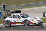 17TH 1-CHAL MELANIE SNOW/MARTIN SNOW  Porsche 997 GT3 Cup