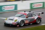 9TH 4-GT2 WOLF HENZLER/DIRK WERNER Porsche 997 GT3 RSR