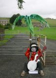Scare a crow for Weardale show