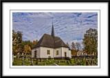 The little Church on the Island...
