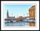 Old Town Stockholm...