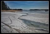 The little beach...