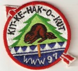 Lodge 97 Event Patches..