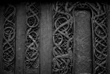 2011 Stave Churches B&W (Norway)