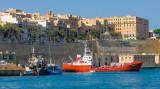 Grand Harbour, Valletta