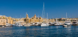 Grand Harbour Marina, Vittoriosa