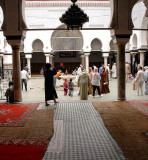The Kairaouine Mosque, Medina of Fez in Fes
