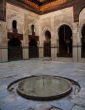 Bou Inania Madrasa, Medina of Fez in Fes