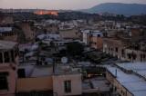 Medina of Fez at Dusk, Fes