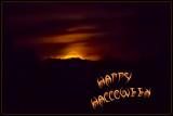A Moonrise  Halloween