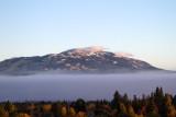 Mt. Diablo, 7:05 a.m. 11/09/2012