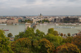 Budapest, Including the Banks of the Danube, the Buda Castle Quarter