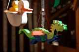 Wooden Toy Dragon