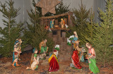 Christmas Crib At St. Jack Church