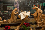Christmas Crib At  St. John's Cathedral