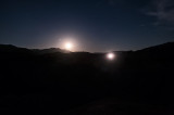 The Moon And A Car