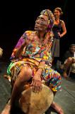Bi Kidude Drumming