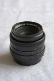 Prakticar 50mm F2.8 Tessar