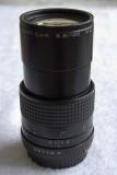 Prakticar 135mm F3.5 Sonnar