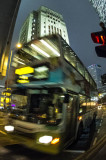 Bus in CBD