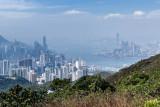 Hong Kong seen from Mount Parker