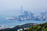 Kowloon seen from Siu Ma Shan